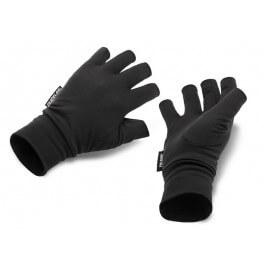 Fir-Skin Fingerless Gloves