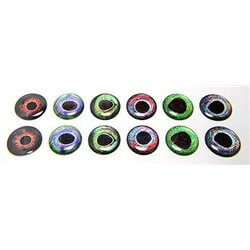 3D HD Predator Eyes