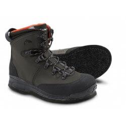 Freestone Boot Felt Dark Olive