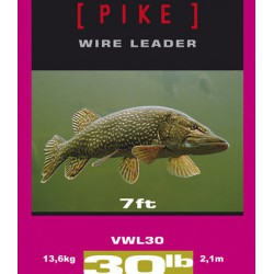 Vision Pike Wire Leader