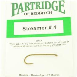 Partridge FP D4AF Streamer