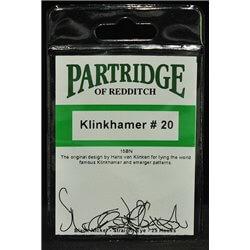 Partridge Klinkhammer 15BN