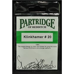 Partridge Flash Point 15BN Klinkhamer