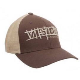 Vision Flexifit Mesh Brown