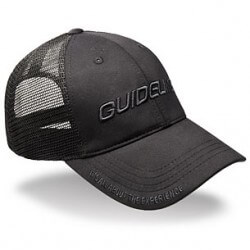 GuideLin Trucker Cap Black