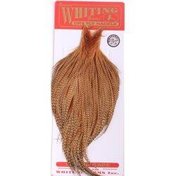 Whiting Tuppnacke Bronze - Barred Dark Ginger