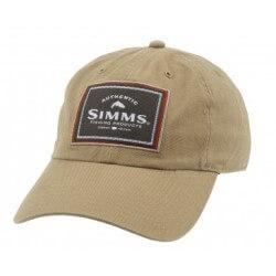 Simms Singel Haul Cap Coffee