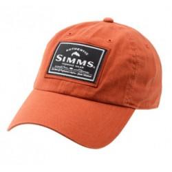 Simms Singel Haul Cap Orange