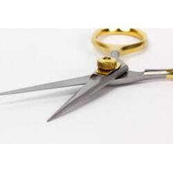 """Razor Scissor 4,5"""" Gold"""