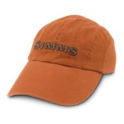Washed Twill LB Simms Orange