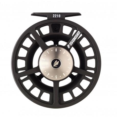 Sage 2200 Black/Platinum
