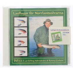 Laxflugor för Norrlandsälvar
