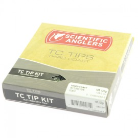 Scientific Anglers Complete TC Textured Tips