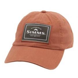 Simms Single Haul Cap - Orange