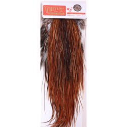 Whiting Tuppsadel Bronze Brown