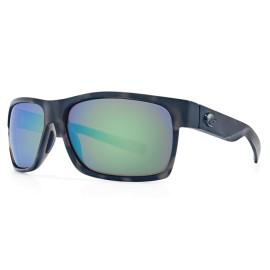 Costa Half MOON Ocearch - Matte Tiger SHark - Green Mirror 580P
