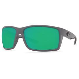Costa REEFTON matte Gray - Green MIrror 580P