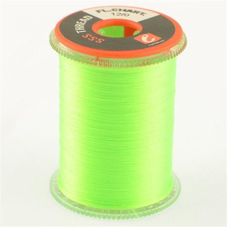 SSS Bindtråd 12/0 - Fl Chartreuse
