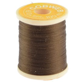 Griffiths Coweb 6/0 - Brown