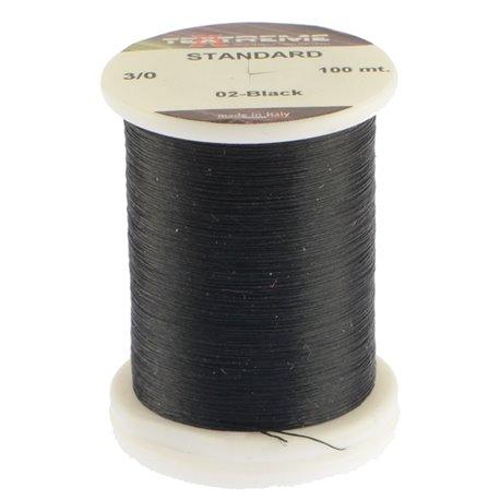 Textreme 3/0 - Black