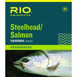 RIO Steelhead/Salmon Leader 9 fot