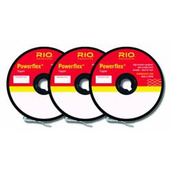 Rio Powerflex Tippet 3-pack