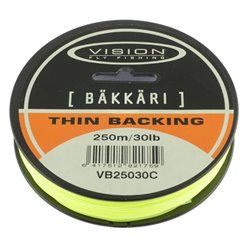 Vision Thin Backing Chartreuse