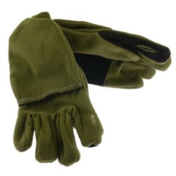 Hart Ross Fold Over Fleece Finger Gloves