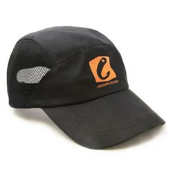 Frödin Orange Logo Lightweight Cap
