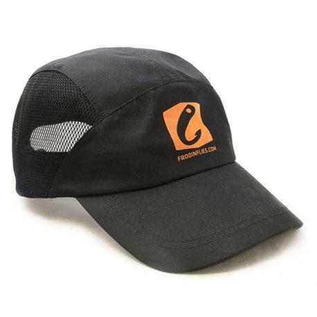 Frödin Orange Logo Lightweight Cap
