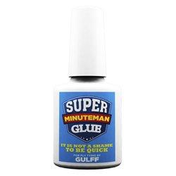 Gulff Minuteman Super Glue