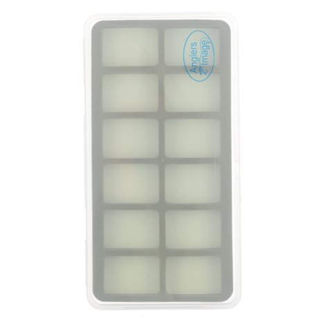 Anglers Image Ultra-thin Fly Box (L) 12 comp. Magnetic