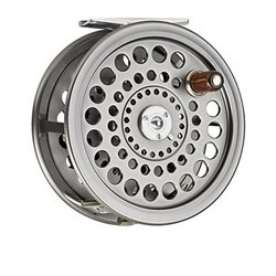 Hardy Duchess Reel 3 inch - Front side