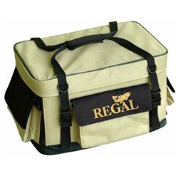 Regal Fly Tying Kit Bag - Flugbindarväska