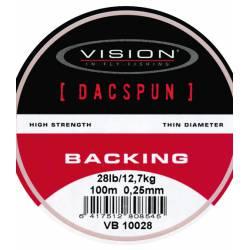 Vision DACSPUN Backing 50 lb, 300 m