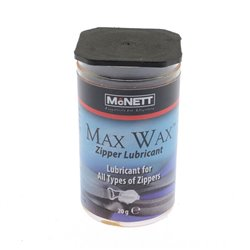 Max Wax Zipper Lubricant