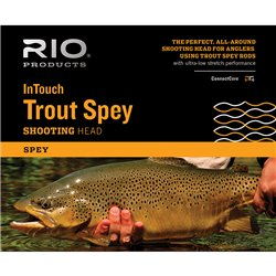 RIO InTouch Trout Spey Shooting Head