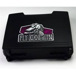 Fly Coffin - Ask/väska för Gäddflugor