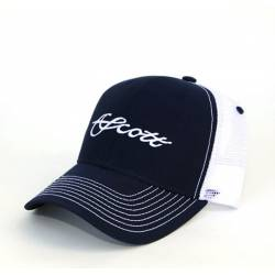 Scott Cap Mesh Navy/White