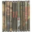 10 st dvd med Johan Klingberg