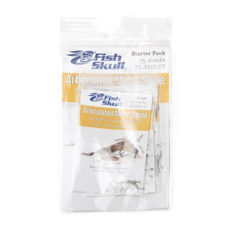 Fish-Skull® Chocklett's Articulated Micro-Spine Starter Pack