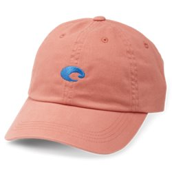 Costa Mini Logo Hat Coral