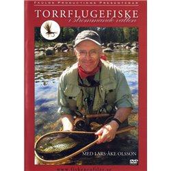 Torrflugefiske i Strömmande vaten - DVD