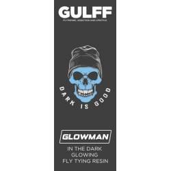 Gulff Glowman 15ml glow in dark