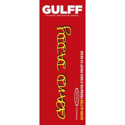 Gulff Grand Daddy, Silver Glitter