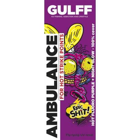 Gulff Ambulance Purple 15ml