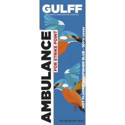 Gulff Ambulance Kingfisher blue 15ml