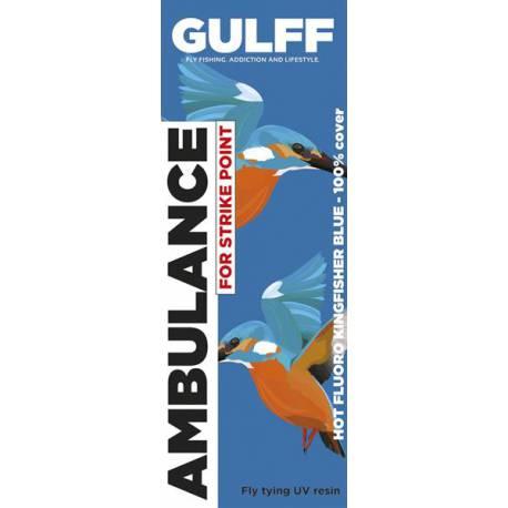 Gulff Ambulance Kingfisher blue 15ml