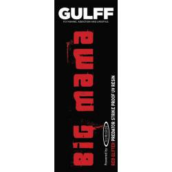Gulff Big Mama, Red Glitter