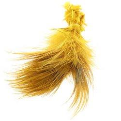 Fasantupp Rumphackel Blekta och Färgade - Golden Olive